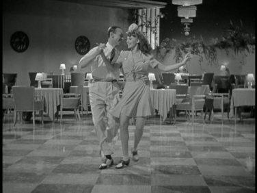Rita Hayworth And Her Dance Backlots