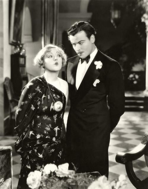 The Cardboard Lover, 1928.