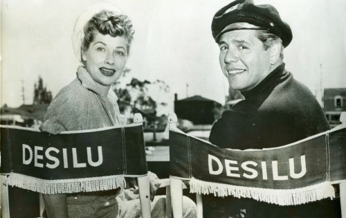 Tcm backlots for How tall was lucille ball and desi arnaz